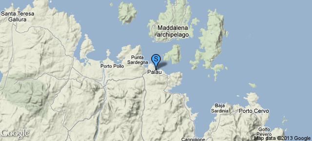 Porto Di Palau PALAU (OT)