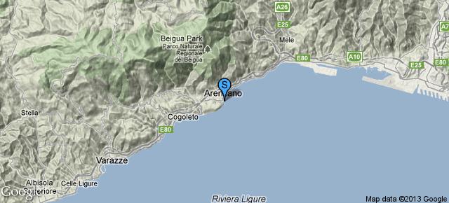 Porto Di Arenzano ARENZANO (GE)