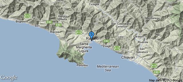 Porto Carlo Riva Rapallo