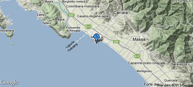 Marina di Carrara CARRARA (MS)