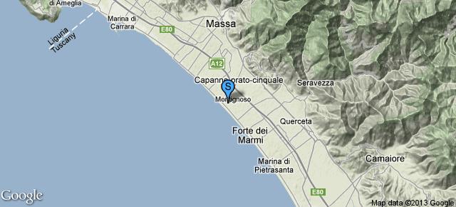 Porto del Cinquale Montignoso