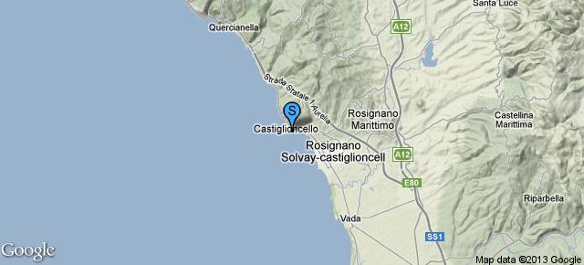 Porto Castiglioncello Nord CASTIGLIONCELLO NORD (LI)
