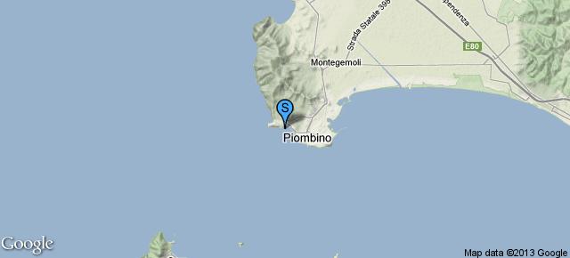 Porto Baratti Piombino (LI)
