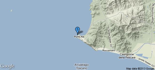 Marina Di Punta Ala CASTIGLIONE DELLA PESCAIA (GR)