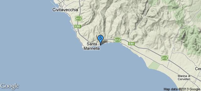 Porto Odescalchi Santa Marinella SANTA MARINELLA (RM)