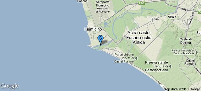 Porto Romano  FIUMICINO (RM)