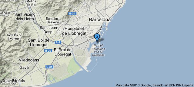 Port de Barcelona Barcelona