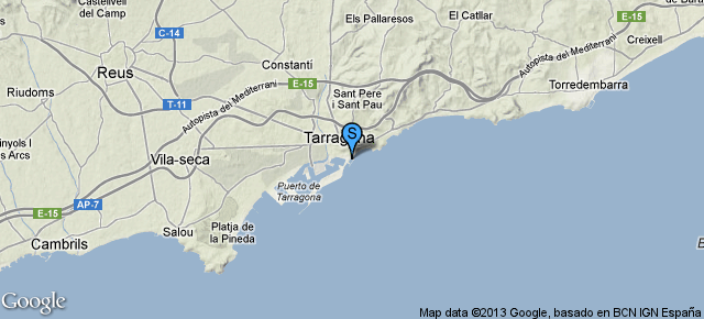 Puerto Tarraco Tarragona