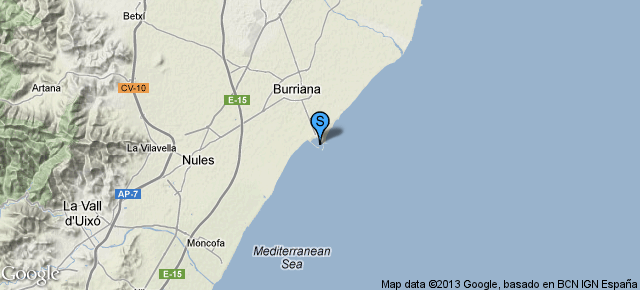 Puerto de Burriana Burriana