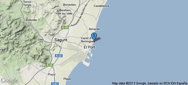 Puerto Siles Canet de Berenguer