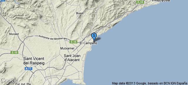 Puerto El Campello Campello