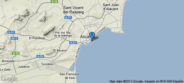 Marina Deportivo de Alicante Alicante