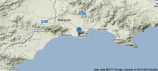 Puerto de Mazarron Mazarron