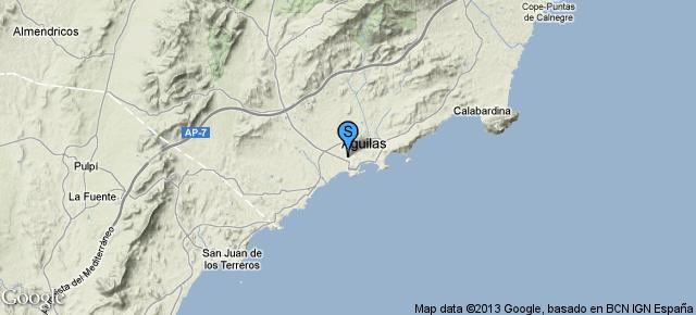 Puerto de Aguilas Aguilas