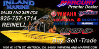 Inland Marine Sales and Service