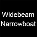 Widebeam Narrowboat