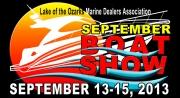 Ozark boat show