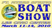 FT MYERS Spring boat Show