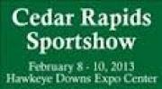 Cedar Rapid Sportshow